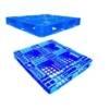 Pallet nhựa 1 mặt 1100x1100x125mm,