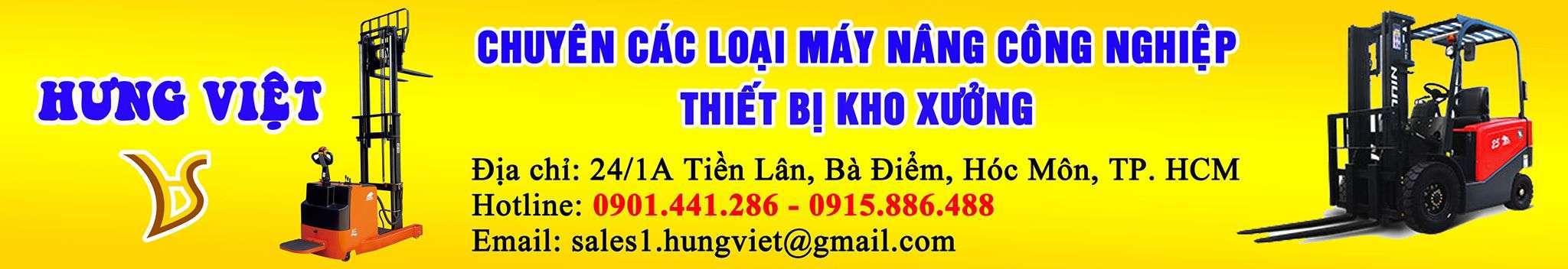 Thiết bị nâng Hưng Việt, xe nâng chuyên nghiệp