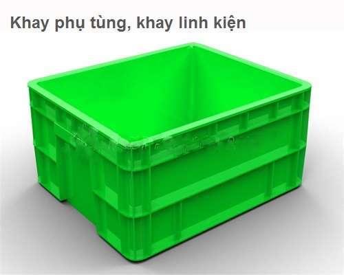 Hộp phụ tùng, khay linh kiện KPT02 515x430x225mm