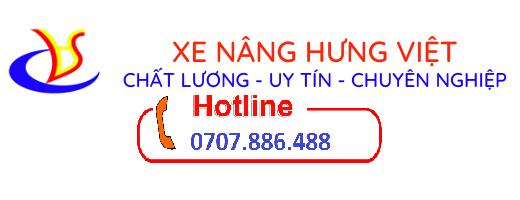Biểu Trưng Xe Nâng Hưng Việt - Thiết Bị Nâng Uy Tín số 1