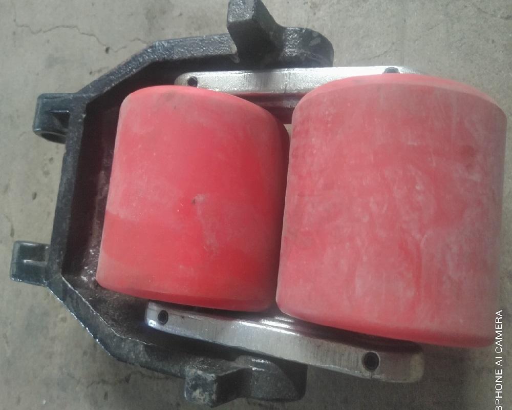 Nguyên bộ bánh xe nâng tay hoàn chỉnh