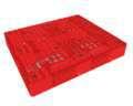 Pallet nhựa 1 mặt 1200x1000x145mm