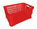 Sóng nhựa hở 004, thùng đan lưới 610x420x410mm