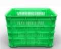 Thùng nhựa đan lưới HS012 505x350x310mm