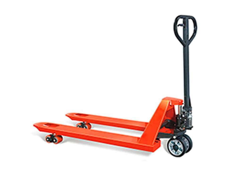 Xe nâng tay 3 tấn, xe kéo tay 3000kg giá rẻ nhất, xe nâng tay pallet tphcm