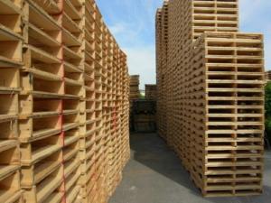 pallet gỗ, ballet xuất khẩu giá rẻ