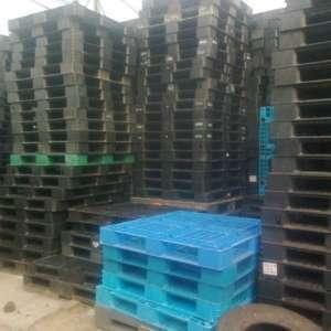 Pallet Nhựa Cũ-Pallet Nhựa Đã Qua Sử Dụng