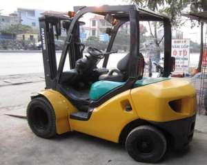 Xe nâng dầu komatsu 2 tấn đã qua sử dụng