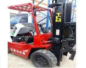 Xe nâng dầu 2.5 tấn hiệu TCM
