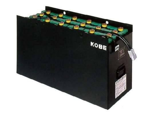 ắc quy xe nâng kobe nhật dùng cho xe nâng điện