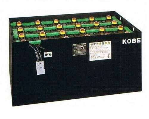 Ắc quy Kobe - Hitachi Nhật Bản dùng cho xe nâng