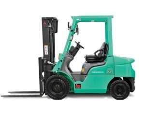 Xe nâng động cơ dầu Mitsubishi 2.5 tấn