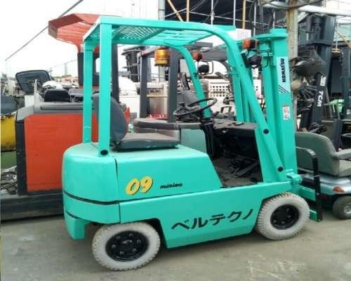Xe nâng điện 900kg hiệu Komatsu nhật bản