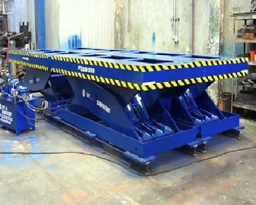 Bàn nâng hydraulic lift table