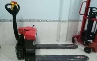 Xe nâng tay điện 2 tấn hiệu Hangcha