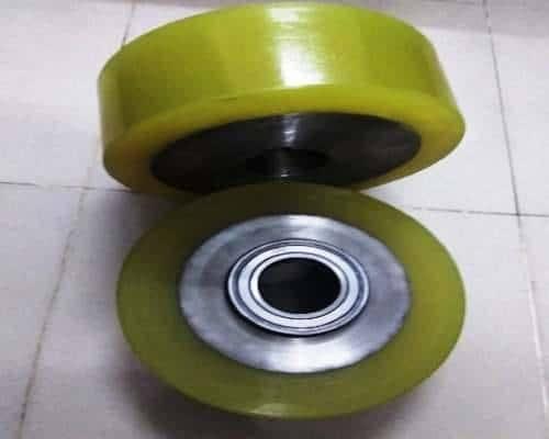 thiết kế và chế tạo bánh xe pu