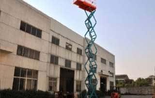 Cho thuê thang nâng người, hire lift platform
