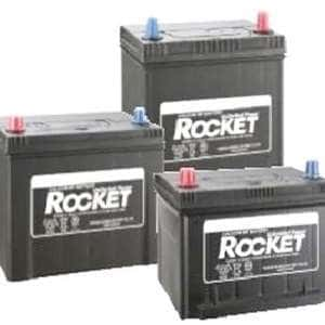 Bình điện xe nâng điện Rocket Hàn Quốc