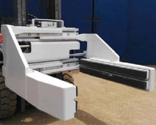 Bộ kẹp khối block clamp dùng cho xe nâng