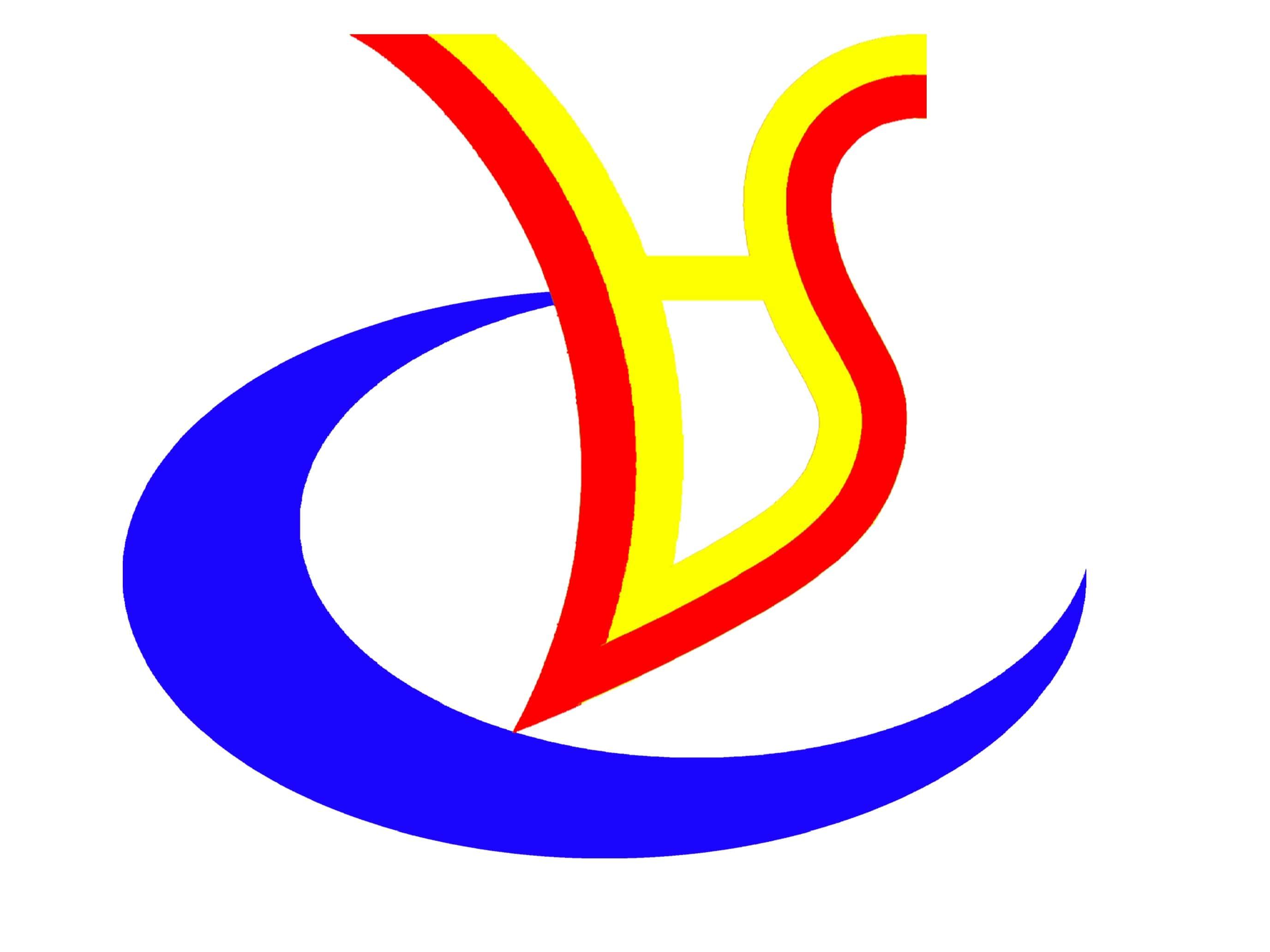 Logo thiết bị nâng Hưng Việt, xe nâng Hưng Việt