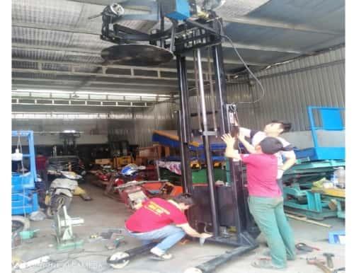 Bảo trì bảo dưỡng xe nâng hàng chạy dầu, điện, xăng ga