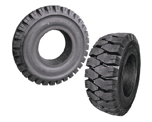 Lốp xe nâng 700-12 cho xe nâng ngồi lái 2.5 tấn