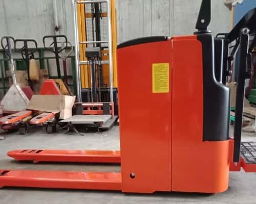Xe nâng tay điện 3 tấn tự động