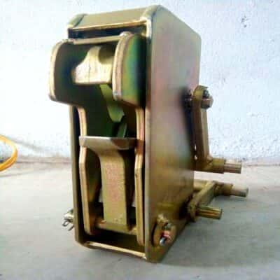 Mỏ gắp phuy Hưng Việt 360kg và 500kg