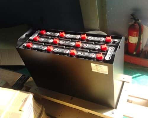 Bình ắc quy 24V cũ - Mới 90%