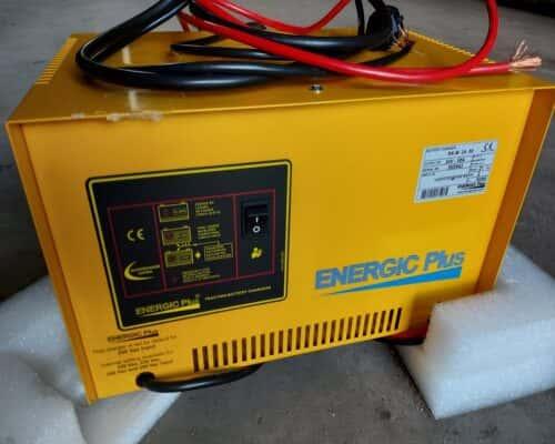 Máy Sạc Điện Xe Nâng 48V/120A - Energic Plus {Ý}. RM-X 48-120