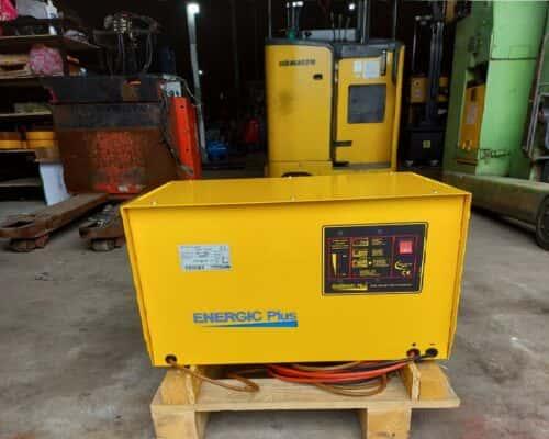 Máy Nạp Điện Xe Nâng 48V/120A - Energic Plus {Ý}. RX-T 48-100
