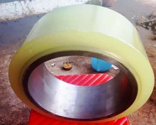 Bánh Tải 267x127mm Cho Xe Nâng Điện