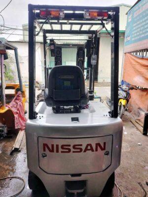 xe nâng điện 2 tấn cao 4m5