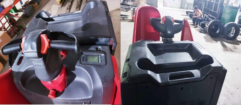 Bàn điều khiển xe nâng tay chạy điện Linde 2 tấn