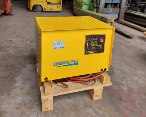 Bộ Nạp Điện 24V/60A Energic Ý