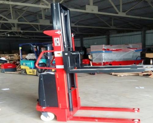 Xe nâng điện kéo tay 2 tấn cao 3.3m