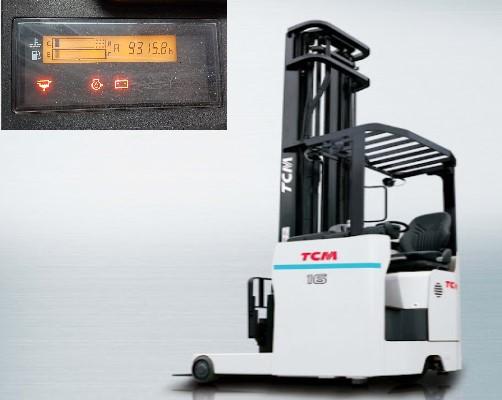 Bảng mã lỗi xe nâng điện TCM